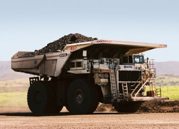 Rio Tinto Behind on Driverless Rail System
