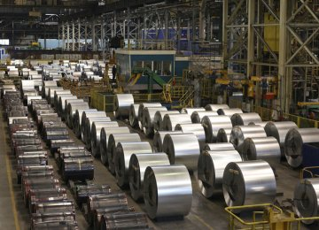 Russia Manufacturing Picking Up