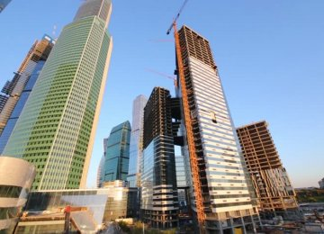 Russia Recession More Painful in Construction Sector