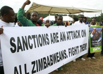 Sanctions Cripple Zimbabwe Economy