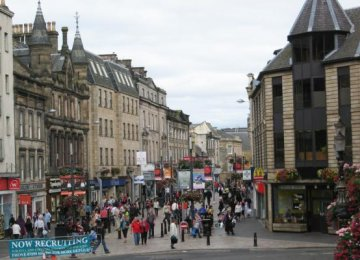 Scotland Sees Slow, Sure Growth