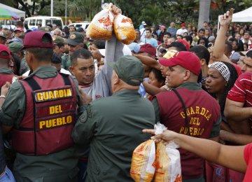 Venezuela Crisis Worsens