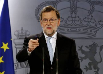 With Gov't Absent, Spain's Recovery in Danger