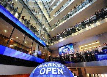 World Stocks Slump