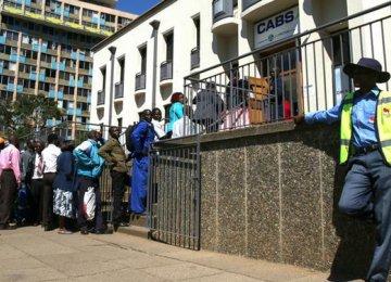 Zimbabweans Wary of New USD Bonds