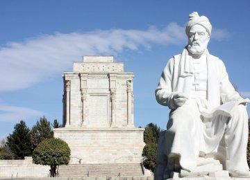 Ferdowsi Commemoration in Mashhad, Dushanbe