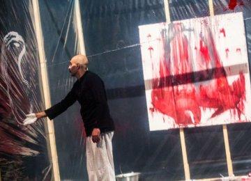'Halt' at Hafez Theater