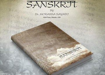 Bushehri Author's Sanskrit Book in US Varsity
