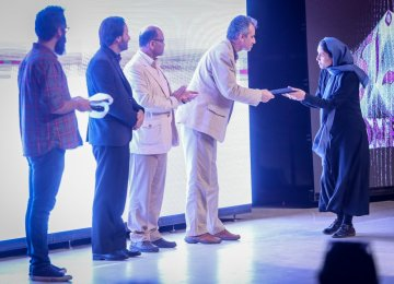 Theater Artists Awarded