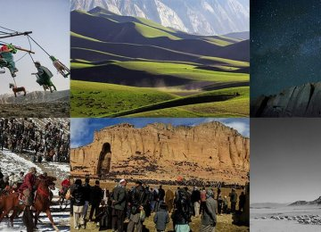 Iran Photographer Wins Afghan Prize