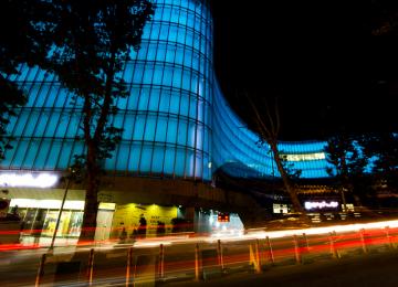 Cineplex Coming Up in Northern Tehran