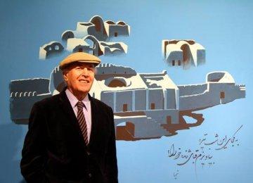 Veteran Artist Parviz Kalantari Passes Away