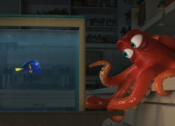 'Finding Dory' Scores Record $136m in US Opening