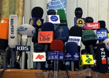 149 Foreign Media representatives in Tehran