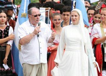 Montignac Fest Names Iran Choreographer Peace Envoy