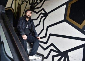 Graffiti Culture Comes to Conformist Japan