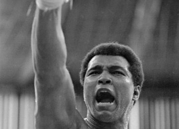 Muhammad Ali Boxing Legend Passes away