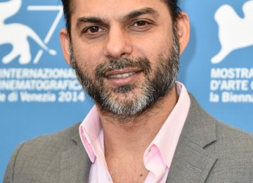 Peyman Moaadi in HBO Series
