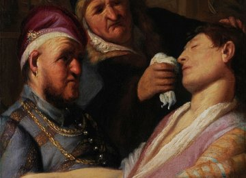 Rembrandt Painting From Basement to Museum