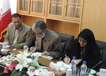 Alzahra University, Saadi Foundation to Promote Persian