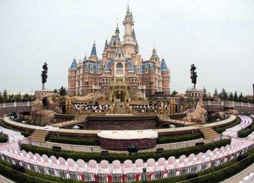 Shanghai Disneyland Opens Today