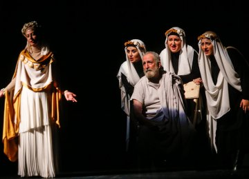 'Socrates' Returning to Vahdat for Last Show
