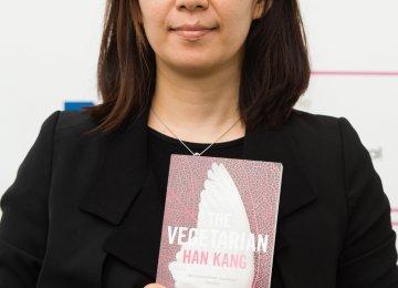 S. Korean Novelist Wins 2016 Man Booker Prize