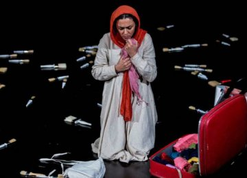 First Iranian Play in FringeNYC