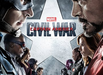 'Captain America: Civil War' Earns $678m Worldwide