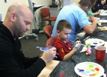 Art Helps Children Escape Pain of Hospital Stays