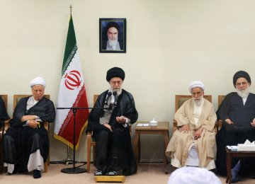 Leader Expounds on Duties of Experts Assembly