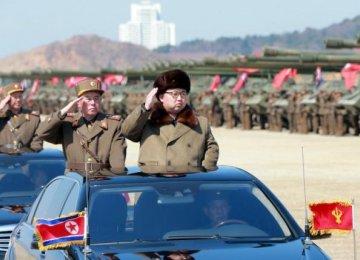 Pyongyang Tightens Security Ahead of Congress