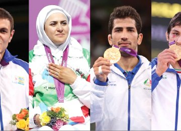 Iran Ready for Rio 2016