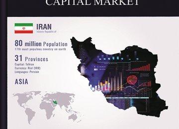 """Handbook on Iran's Capital Market"" Published in English"