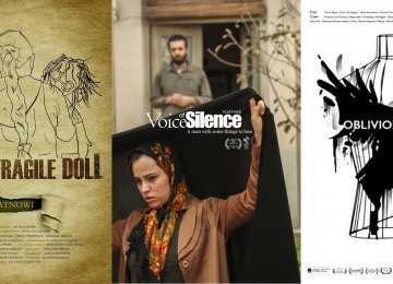 11 Iranian Films Shine at 2 Int'l Festivals