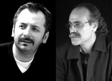 2 Iranian Nominees for Swedish Award