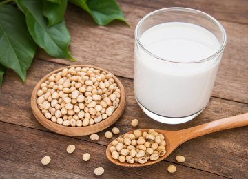 Soy Milk Helps Women With Polycystic Ovaries