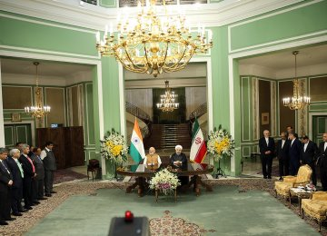 India Signs Ambitious Deals to Develop Chabahar