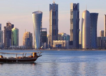 Qatar to Face Budget Deficit for 3 Years