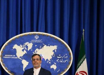 Tehran Keen on Developing Ankara Ties