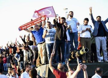 Turkish Coup Attempt Fails, Erdogan Vows Revenge