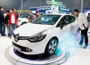 Iran's 15th Int'l Auto Expo Opens