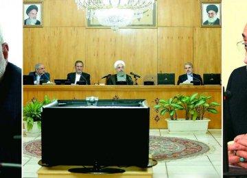 Cabinet Briefed on Vienna Talks