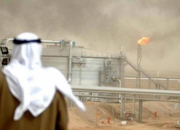 Saudi-Kuwait Oilfield Stays Shut