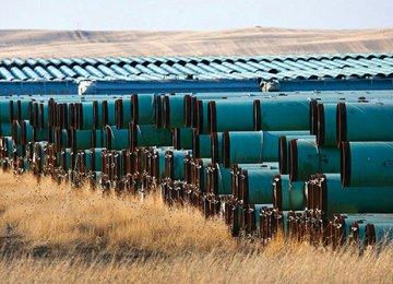 Obama Vetoes Keystone Oil Pipeline Project
