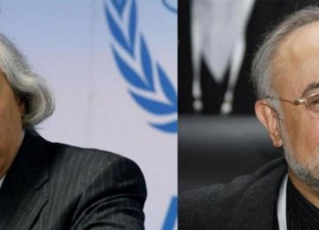 AEOI Chief, US Energy Secretary Join Geneva Talks