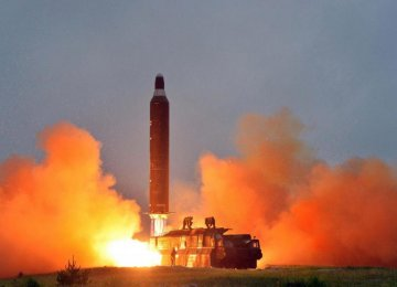 N. Korea Accuses UNSC of 'Reckless Provocation'