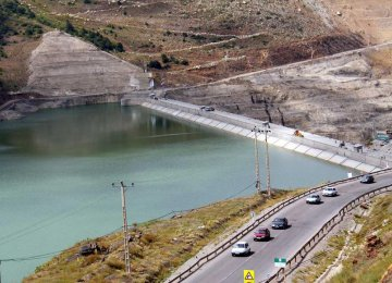Mounting Water Consumption Depleting Dams' Reserves