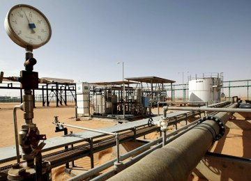 Iraq's oil output stands at 4.6 million bpd.