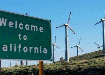 California Extends Ambitious Climate Change Law